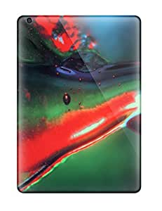 Eric J Green Design High Quality Fluid Abstract Cover Case With Excellent Style For Ipad Air