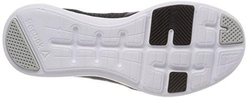 Gris Black Skull 000 Reebok Blanc Women's Clair Fitness Wht Tr Noir Sprint Shoes Grey Blk zW0xTnz6