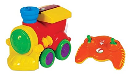 Preschool Toys Product : Amazon small world toys preschool chug along steam train r