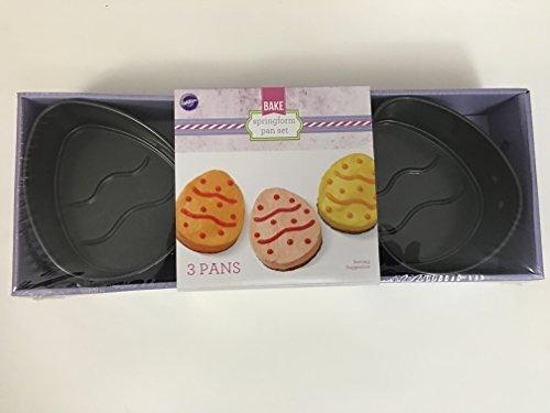 Easter Egg springform pan set (Wilton Egg Pan compare prices)