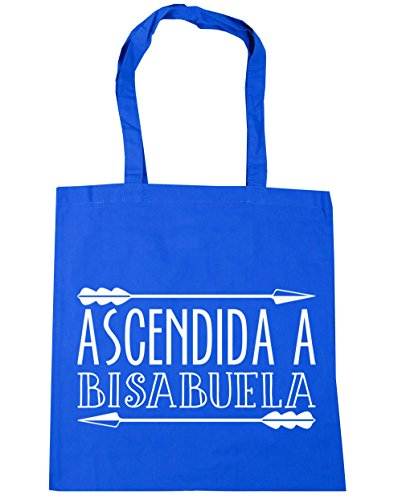 Capacity Great For Handles Blue Promoted Bag Cornflower Fitness Hippowarehouse With Liters Shopping To 10 grandmother Bag Beach X 42cm 38cm BqwzdCTOx