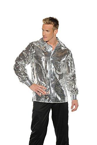 Men's Disco Ball Costume - Shirt -