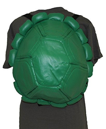 Faux Turtle Shell (TMNT Pleather Shell Backpack)