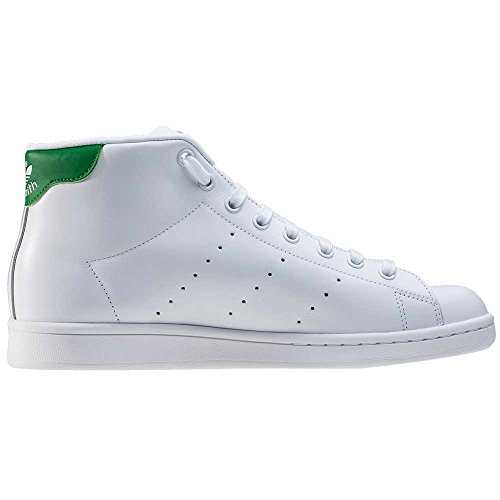 ... Smith Collo Alto Scarpe Stan white Uomo green Mid adidas a PRZaqw