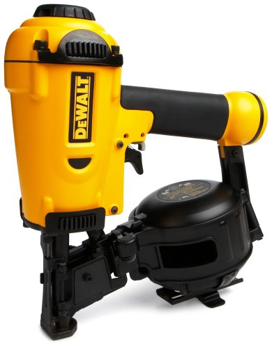 DEWALT D51321 3/4-Inch to 1-3/4-Inch Coil Roofing Nailer