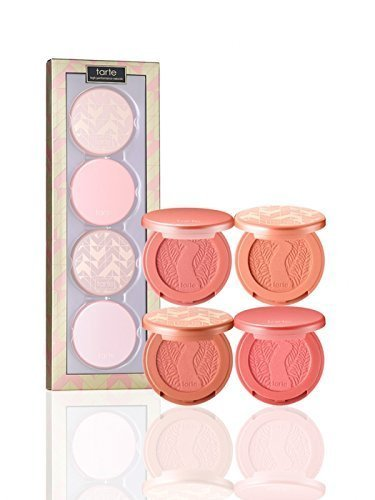 Tarte Party of Four Deluxe Amazonian Clay Blush Set - Limited Edition