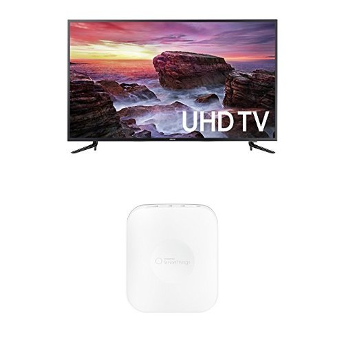 Samsung Electronics UN58MU6100 58-Inch 4K Ultra HD Smart LED