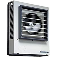 TPI P3P5107CA1N Series 5100 Fan Forced Unit Heater, Standard Taskmaster, 3 Phase, 7.5 Kw, 9.1 Amps