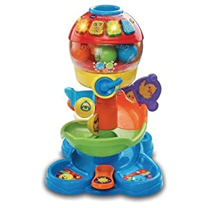 New Spin & Learn Ball Tower