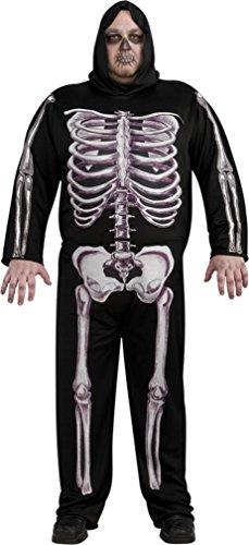 Skeleton Adult Costume (Skeleton Costume Adults)
