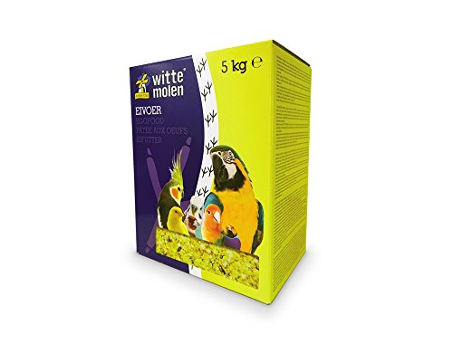 Wimo Eifutter  feucht gelb 5 kg