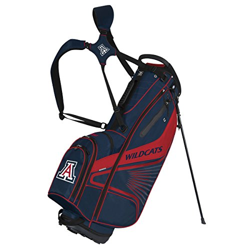 Team Effort Arizona Wildcats Gridiron III Stand Bag