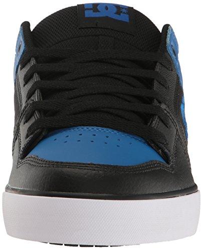 blue Shoes Scarpe Uomo Dc Pure Da Ginnastica white Black TzqH0wdp