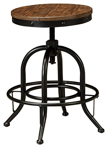 metal swivel bar stools - 3