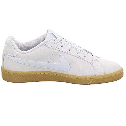 Nike Ladies Wmns Court Scarpe Da Ginnastica Royale In Suede Grigio