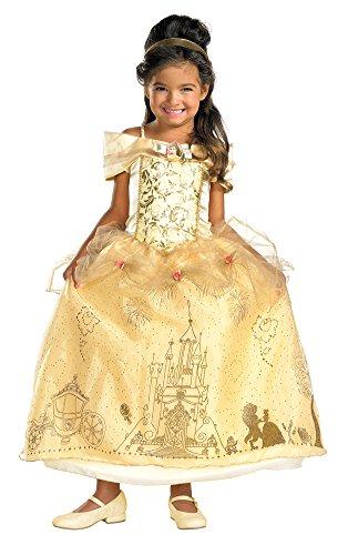 Belle (Child Prestige Snow White Costumes)