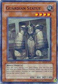 (Yu-Gi-Oh! - Guardian Statue (SD7-EN013) - Structure Deck 7: Invincible Fortress - 1st Edition - Common)