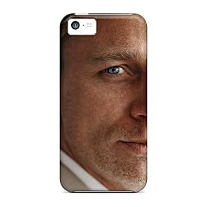 Awesome Case Cover/iphone 5c Defender Case Cover(daniel Craig Celebrity)