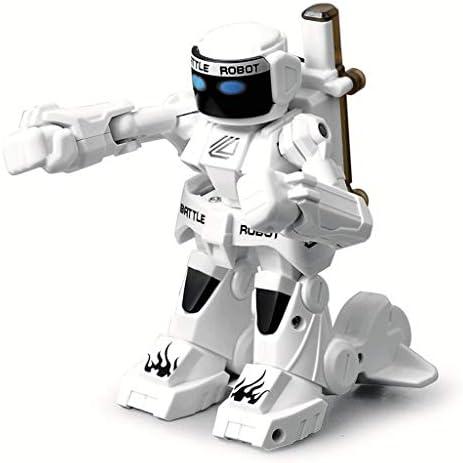 RCバトルファイティングロボットリモートコントロールボディセンスコントロールスマートロボットの子供のためのインテリジェントEducativoトレカ