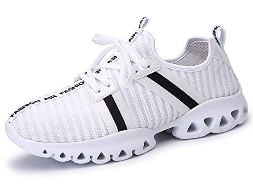 Donna Scarpe r Ginnastica Interior Iiiis All'aperto Corsa Casual Running Fitness Sneakers Da Sportive Bianco 1Fqn5U5