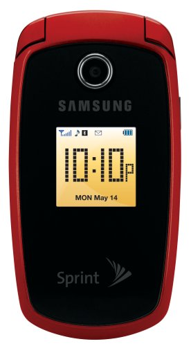 Price comparison product image Samsung M300 Red Phone (Sprint)