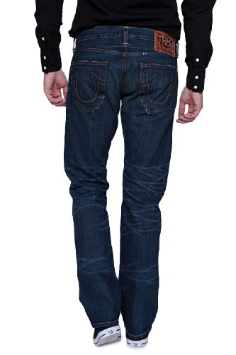 True Religion Slim Leg Jeans GENO PHOENIX SLIM, Color: Dark blue, Size: 36
