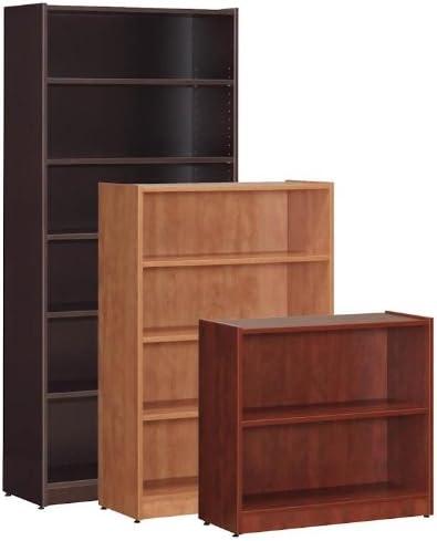 48″ High Bookcase Modern Bookcase