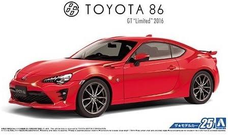 青島文化教材社 1/24 ザ・モデルカーシリーズ No.SP トヨタ ZN6 TOYOTA86 2016 カスタムホイール プラ