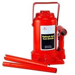 20 Ton Low Profile Hydraulic Bottle Jack