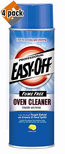 [해외]Easy-Off Professional Fume Free Max Oven Cleaner Lemon 24 Ounce 4 Pack / Easy-Off Professional Fume Free Max Oven Cleaner, Lemon 24 Ounce, 4 Pack