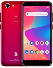 "BLU G50 | 2021 | All Day Battery | Unlocked | 5.5"" HD+ Display | 32 GB | 13MP Camera | US Version | US Warranty | Red"