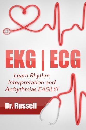 EKG | ECG (Learn Rhythm Interpretation and Arrhythmias EASILY!): BONUS - Causes, Symptoms, Nursing Interventions and Medical Treatments!