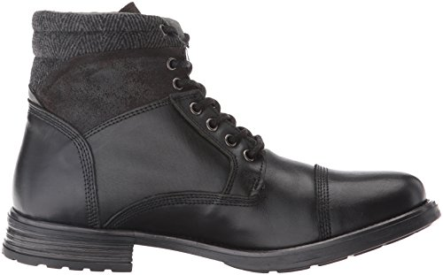Steve Madden Mens Gunison Boot Black xRfC72U