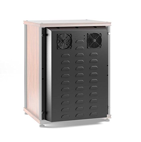 Salamander Chameleon Series (Salamander Designs SA/XR30/AC Extended Rear Panel with Active Cooling for with Synergy and Chameleon Series)