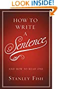 #2: How to Write a Sentence: And How to Read One