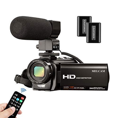Video Camera Camcorder MELCAM 10...