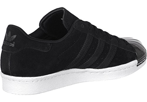 Adidas Superstar 80s Metal Toe Damen Sneakers Schwarz