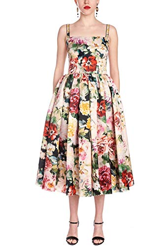 Robe Dolce Gabbana E Femme Multicolore x7RxEwrq