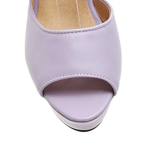 Flip di Peep scarpe LI sandali heelsWomen estivi BAJIAN Alta sandali scarpe Flop Ladies toe basse YTwXPx