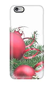 2025122K40459082 Brand New 6 Plus Defender Case For Iphone (red Christmas Decorations Christmas Appealing)