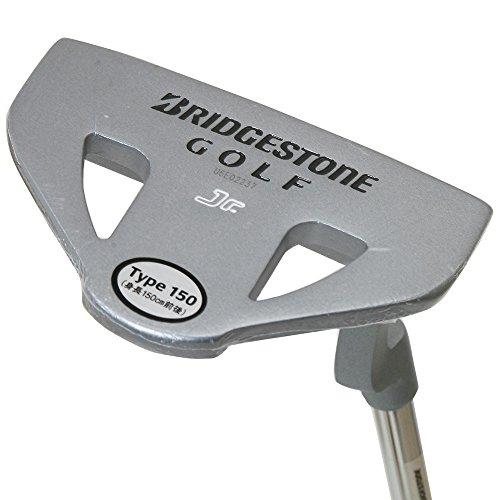 ブリヂストンゴルフ BRIDGESTONER GOLF Jr.(ブリジストンゴルフ ジュニア) パター (ロフト3度 身長150前後) オリジナルスチールシャフト Type150【2015】の商品画像