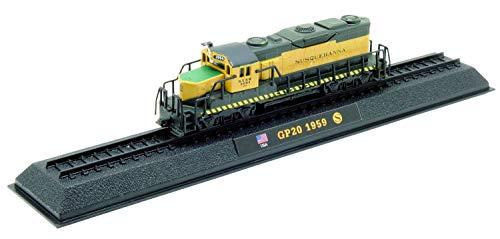 (Amercom ACLN40 GP20 New York, Susquehanna and Western Railway 1959 1:160 Scale)