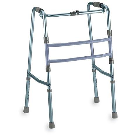 Andador caminador sin ruedas deambulador plegable caminador- Invacare