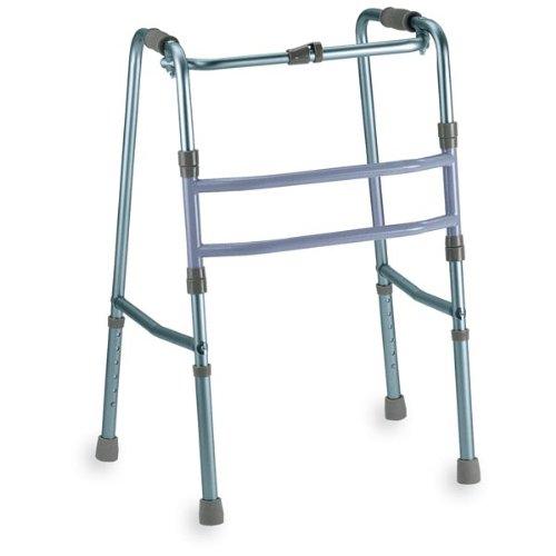 Andador caminador sin ruedas deambulador plegable caminador- Invacare: Amazon.es: Hogar