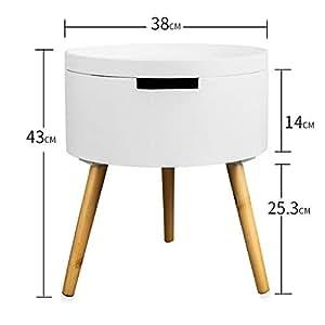 Amazon.com: ZHAOYONGLI Mesas de mesa, mesa auxiliar, mesa de ...