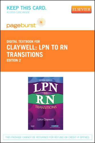 LPN to RN Transitions - Elsevier eBook on VitalSource (Retail Access Card), 2e