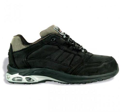 Cofra GHOST BLACK S3-Zapatillas de seguridad de trabajo, efecto sneaker