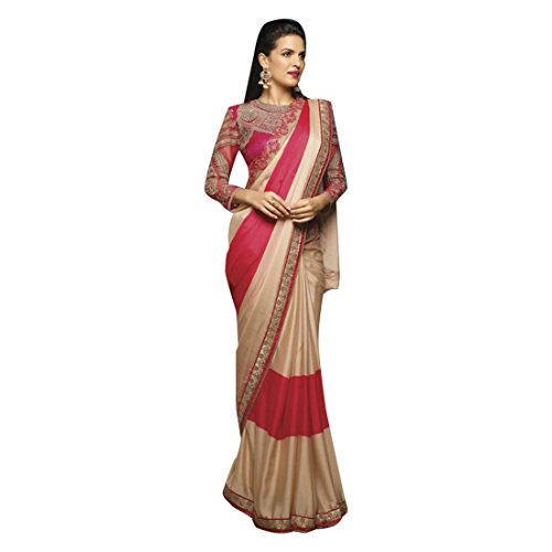 Indische 2810 Ethnische Frauen Blouse Damen Hochzeit Georgette Designer Saree Tragen Originale Kleid hochzet Designer New Bollywood Party Sari Traditionelle 100 Rock wC0R8q11