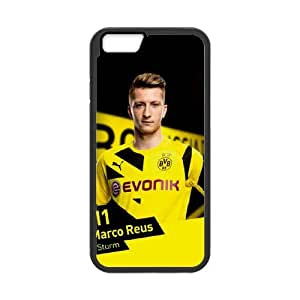IPhone 6 Plus 5.5 Inch Phone Case for Classic theme BVB 09 Marco Reus pattern design GQCTMRS758853