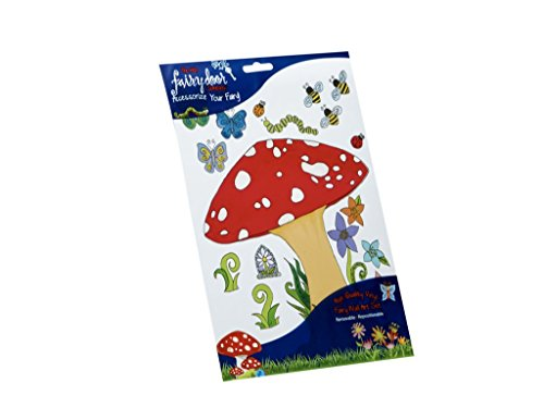 Irish Decal Products (The Irish Fairy Door Company - Toadstool Decal Pack)